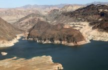 Lake Mead's Low Water Level